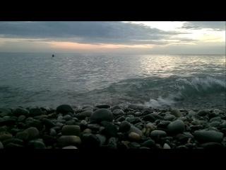 #п.Лазаревское#море#пляж