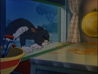 Том и Джери - Шумная серенада