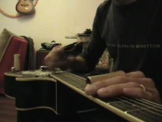 DAN(TIVA)-За Хлебом И Домой (слайд гитара slide. стиль игры лэпстил-lapsteel)