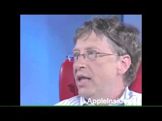 Интервью Стива Джобса и Билла Гейтса 2007 г