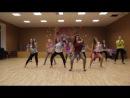 High Heels Lady Style,go-go Choreographer Chernica