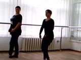 мастер класс по классическому танцу 3 курс))) (соло Фаины Рожнёвой)