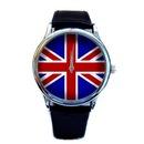 Дизайнерские наручные часы с принтом.