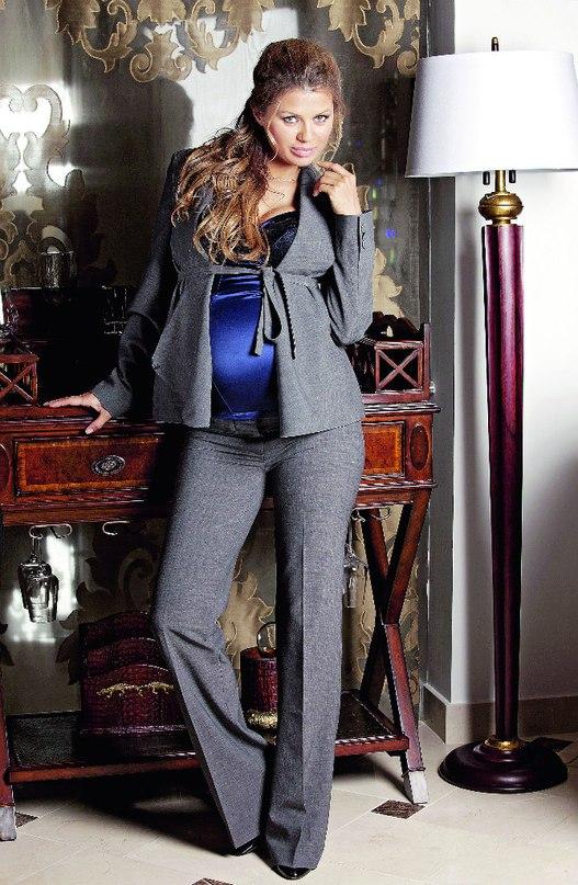 Фото беременной вики бони 60