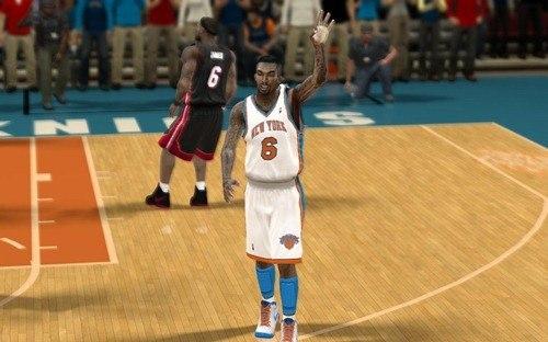 NBA2K12 ROSSTER 12.03.2012