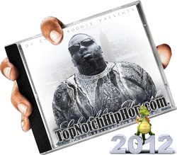 Notorious BIG - The Christopher Wallace Blends Mixtape - 2012