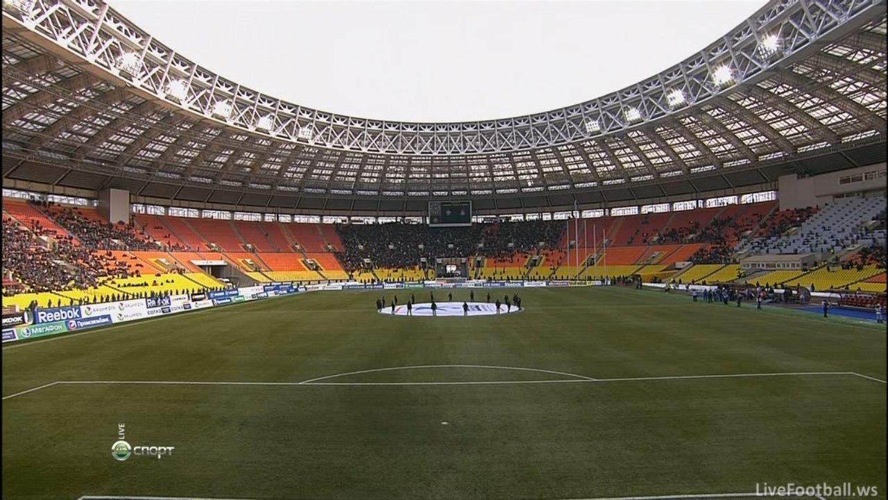 Еще один позор российского футбола. Организация на стадионах