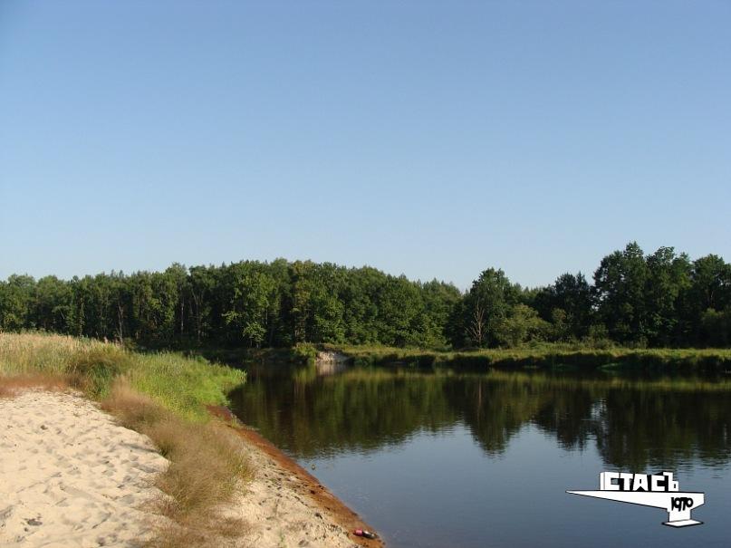 Зона отчуждения река уж