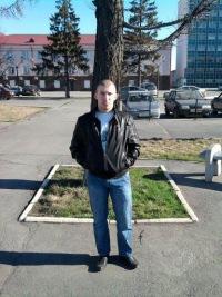 Николай Мерзляков, Ижевск