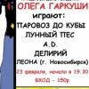 ДЕНЬ РОЖДЕНИЯ ОЛЕГА ГАРКУШИ в ГАРКУНДЕЛЕ!!!