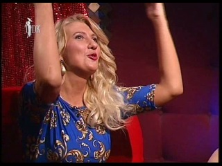 2  часть Екатерина Любимова на ТДК, передача