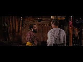 Бен-Гур. 1959. Самый маштабный фильм в истории кино ! Зарождение христианства и борьба с ним Римской Империей.