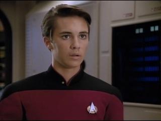 Звёздный путь: Следующее поколение / Star Trek: The Next Generation - Сезон 4 / Серия 5 - Помни меня
