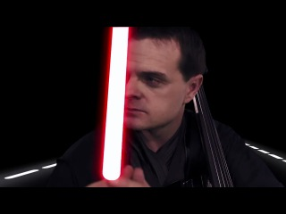 The piano guys - cello wars [star wars parody.  lightsaber duel]