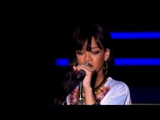 Rihanna - Love The Way You Lie at «BBC's Radio 1 Hackney Weekend»