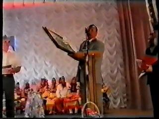 40-летие возвращения казаков-некрасовцев. 21-22 сентября 2002 год. 6 часть. (Архив Гусевых)