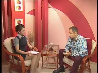 Павел Раков видео интервью на теле канале Домашний