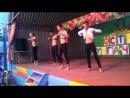 Евровидение-2012. Пародия на группу Kazaky(8 отр., самбо)