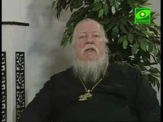 Беседы с батюшкой (ТК «Союз», 22 апреля 2012 ) Прощёное воскресенье - О прощении...