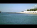 Кабардинка-пляж и набережная одноимённого пансионата