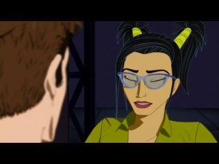 Новый Человек-паук / Spider-Man: The New Animated Series - 1 сезон, 5 серия (2003) Последний герой