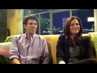 Danneel Ackles and Johnathan McClain