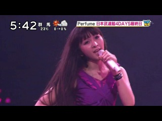 [TV] Perfume JPN Tour Budokan 4DAYS [ZIP!]
