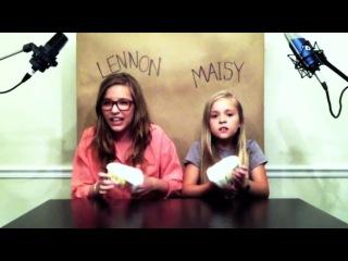 Vazquez Sounds-'Call Your Girlfriend' Robyn- Erato cover by Lennon & Maisy Stella