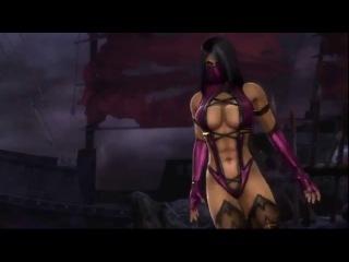 Часть 10 — Джейд —  Фильм + прохождение игры Mortal Kombat 2013 (Это тебе не порно, детка!)