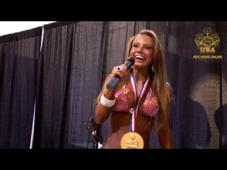 Nathalia Melo-Мисс Бикини Олимпия