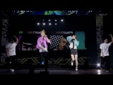 Krystal (f(x)) feat. Key (SHINee) - My First Kiss remake Ke$ha &amp 3OH!3 (131111 WoWoW SM Town Live in Tokyo)