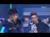 120526 - VIXX - Super hero @ Music Core