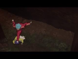 Shiki. Corpse Demon / Шики. Мёртвый демон / Усопшие 22 серия [Zack_Fair]