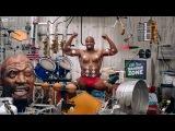 Терри Крюс Музыка мышц Old Spice Terry Crews Muscle Music