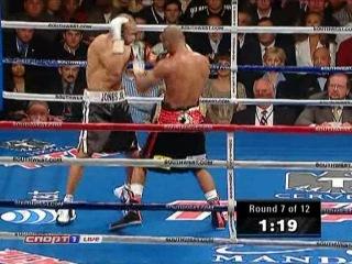 61. 2010-04-03. Рой Джонс vs Бернард Хопкинс (2 бой)