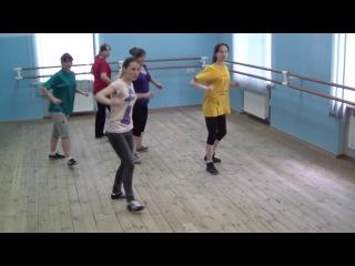 Показательный танец для флэшмоба на День молодежи