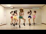 Korean dance team WAVEYA performing «Gangnam Style» by PSY