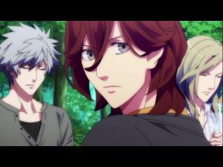 Uta no Prince-sama: Maji Love 2000% Поющий принц: реально 2000% любовь 2 сезон 9 серия [Zendos, Absurd & Eladiel]