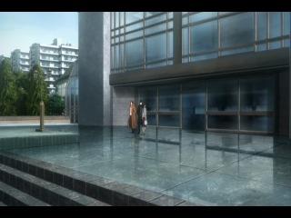 Gekijouban Kara no Kyoukai / Граница пустоты: Сад грешников - Спираль парадокса (фильм пятый)