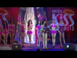 Miss Tiffany's Universe 2013 - 'Announcing the winner' - Ladyboy Pageant in Pattaya, Thailand