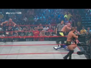 (WWE.my1.ru) TNA No Surrender 2012 - Christopher Daniels & Kazarian vs AJ Styles & Kurt Angle (TNA Tag Team Championshi