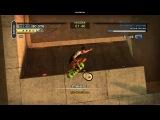 Я на досуге, в Tony Hawk Pro Skater HD.