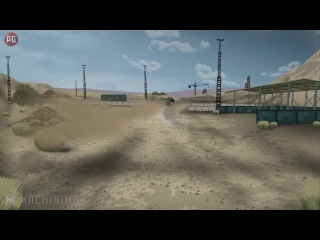 Друзья по Battlefield - Оставленный позади 3 сезон 7 серия