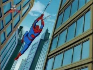 Человек паук (1994). Сезон 3 серия 12