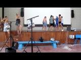 Лазурное | Лагерь Парус | 2 смена | 2012 | Репетиция