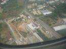 Наш отпуск в июле 2011года. Посадка Боинга 747 в аэропорту Анталья-интернешнл Засняли тень от самолёта)