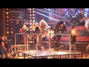 Julianne Hough, Diego Boneta & Mary J. Blige (Rock Of Ages) DWTS 2012.mp4