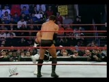 WWE RAW 10.12.2007 - Cody Rhodes & Hardcore Holly vs Lance Cade & Trevor Murdoch (World Tag Team Title)
