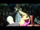 Стриптиз шоу 18+ - Пак 14, видео 42 ( Slutty stripper going wild at the sex show )