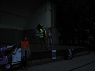 STOP ACTA Riga 6.9.12 Autonome Aktion AKAB